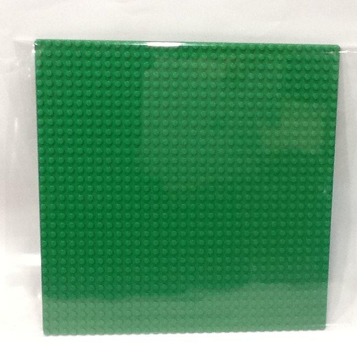 【中古】レゴ LEGO クラシック 基礎台 グリーン ss1801-153
