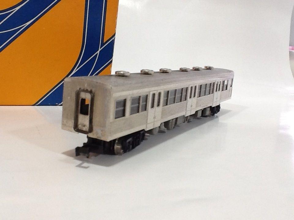 (中古)エンドウ Nゲージ キハ35 901ステンレス車(客車)  ss1802-126