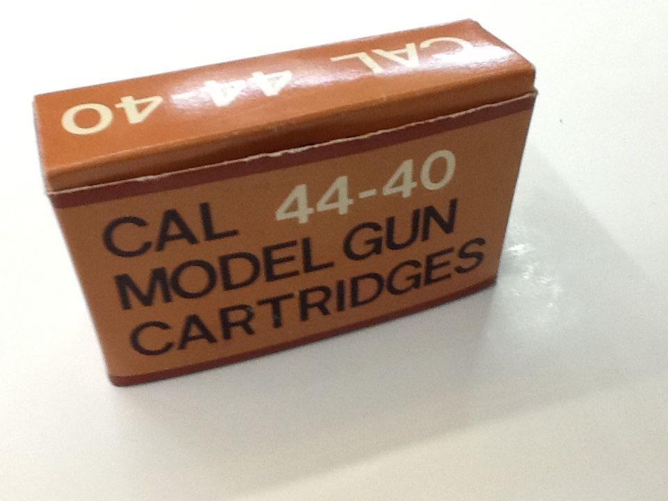 【中古】旧MGC CAL 44-40 モデルガン カートリッジ 12個 ss1710-347