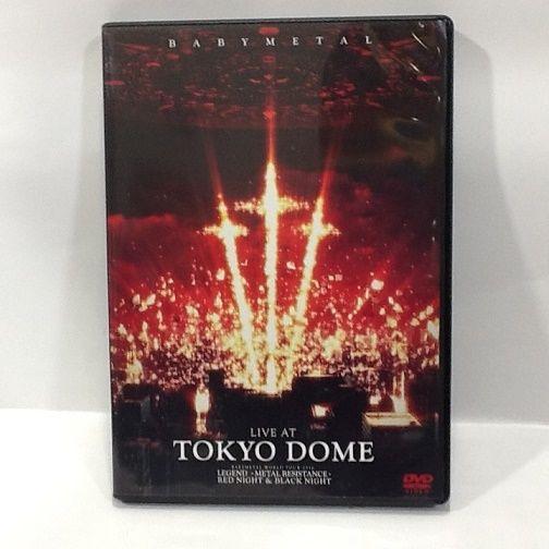 【中古】 LIVE AT TOKYO DOME (通常盤)[DVD] ss1710-175