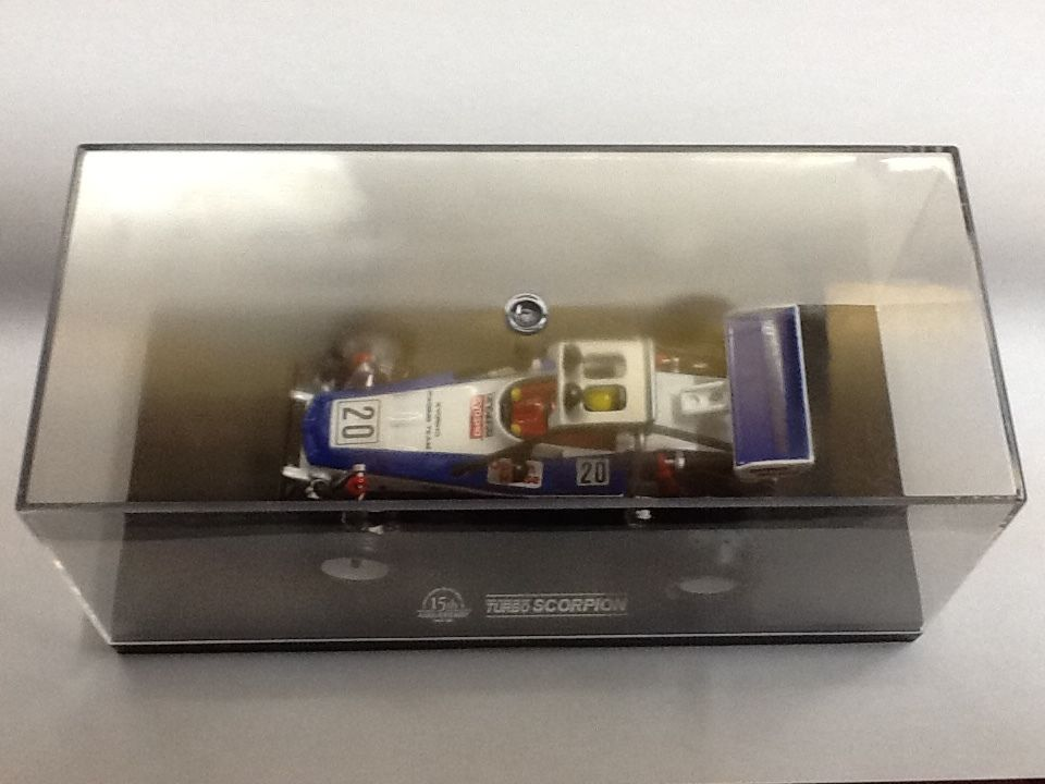 【中古】京商 オフロードレーサー ターボ スコーピオン  KYOSHOダイキャストカー・15周年アニバーサリーモデル  ss1710-290
