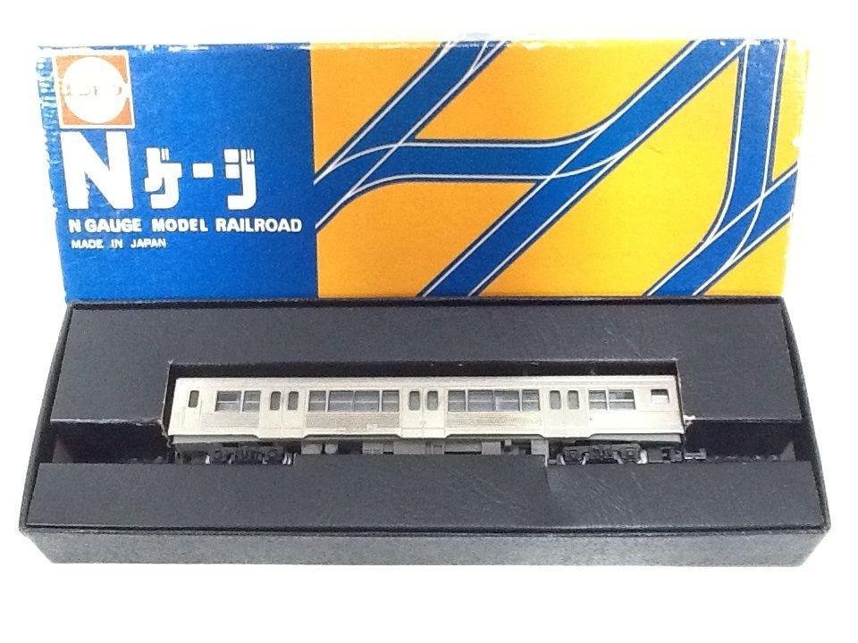 (中古)エンドウ Nゲージ キハ35 901ステンレス車(動力車)  ss1802-127