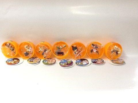 【中古】ドラゴンボール DRAGON BALL ジョージア 全7種セット  ss1709-36