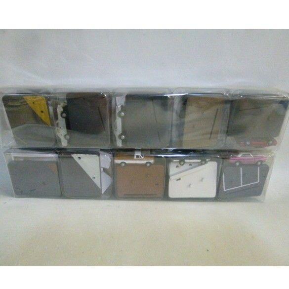 【中古】 セブンイレブン 限定 アメリカン ミニチュア カーコレクション  全10種 セット