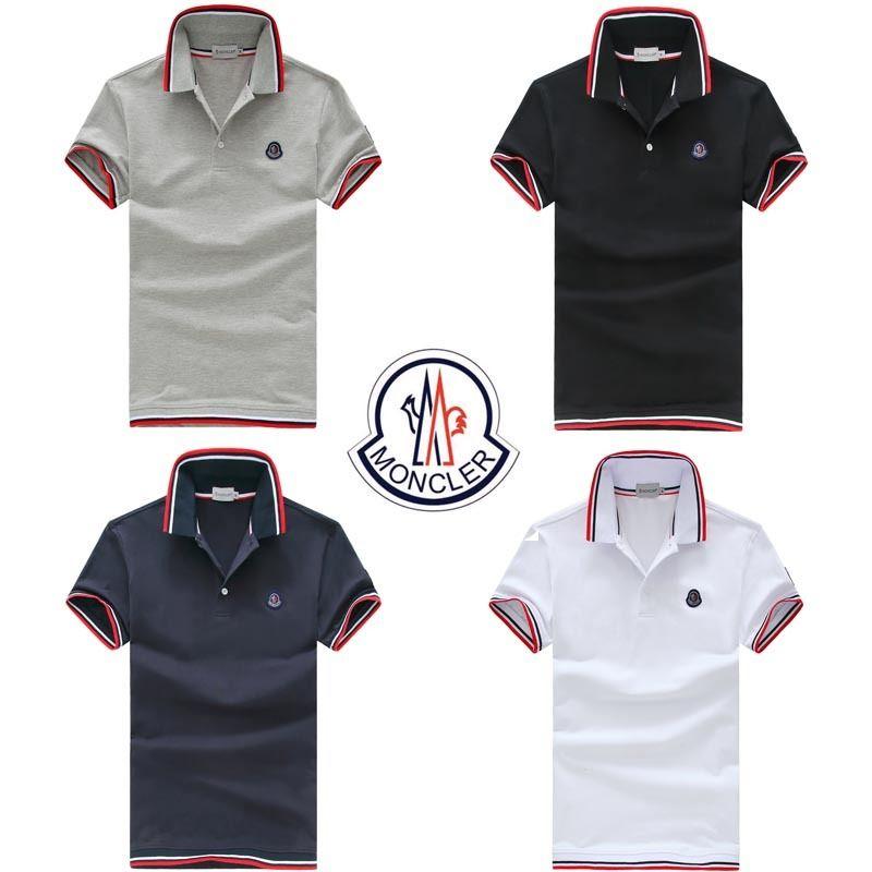 新品 数量限定   【MONCLER モンクレール】高品質 メンズ レディース 半袖 Tシャツ