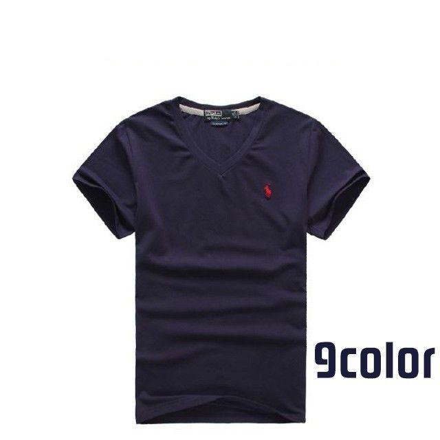 人気定番半袖 Polo Ralph Lauren ポロ ラルフローレン 人気 半袖Tシャツ 9COLOR 「PL-12」