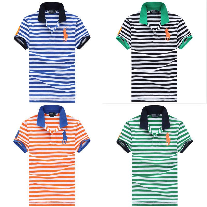 送料無料 人気定番半袖 Polo Ralph Lauren ポロ ラルフローレン 人気 半袖 Tシャツ メンズ レディース 4COLOR [WX-PL-331]