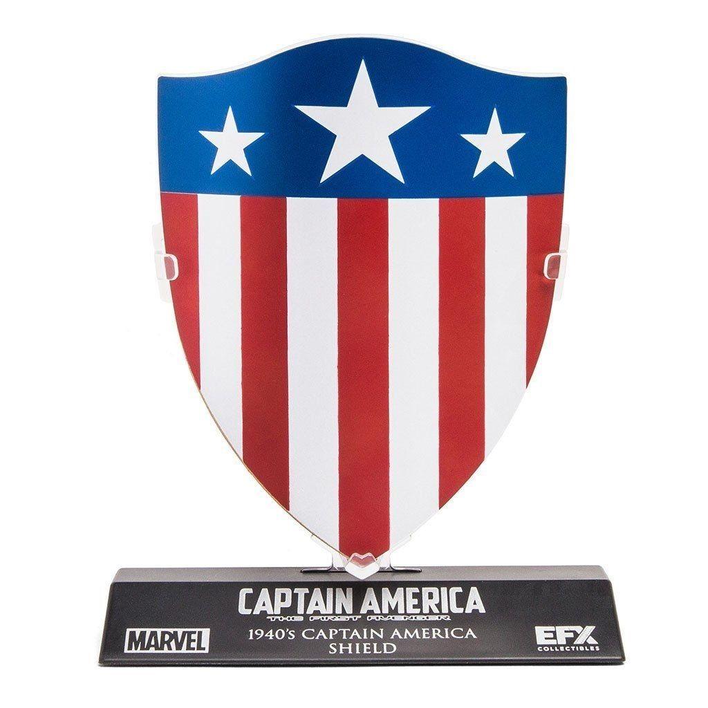 キャプテン・アメリカ 1/6スケールプロップレプリカ 1940 キャプテンアメリカ シールド