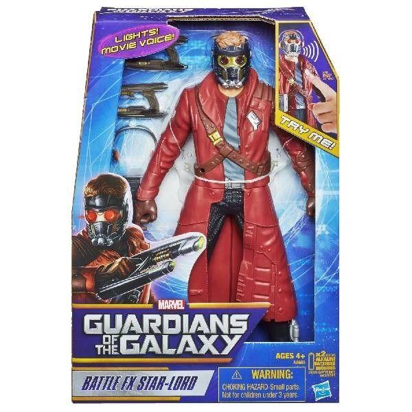 マーベル ガーディアンズ・オブ・ギャラクシー バトル FX スターロード  フィギュア Battle FX Star-Lord Figure
