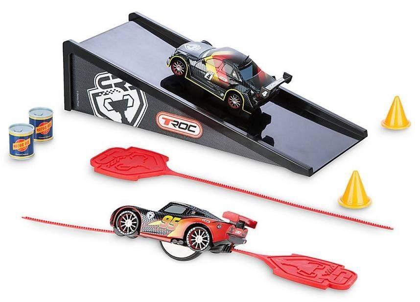 ディズニー・ピクサー カーズ  カーボン レーサーズ リップン・リリース レーサーズ Disney Store Carbon Racers Rip N' Release Racers