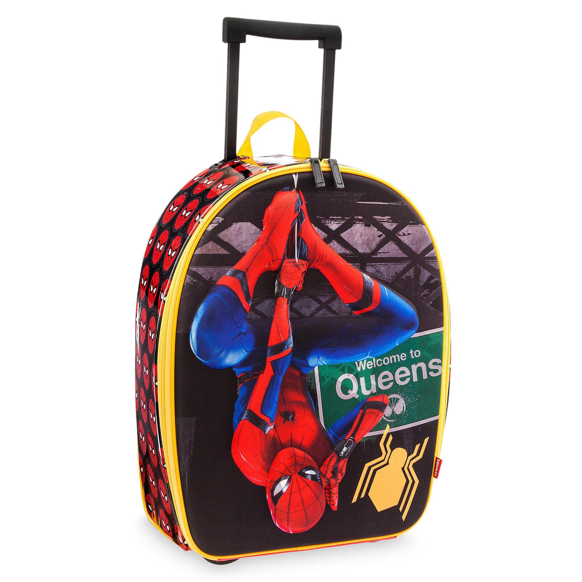 スパイダーマン ホームカミング  キャリーバッグ Spider-Man Rolling Luggage