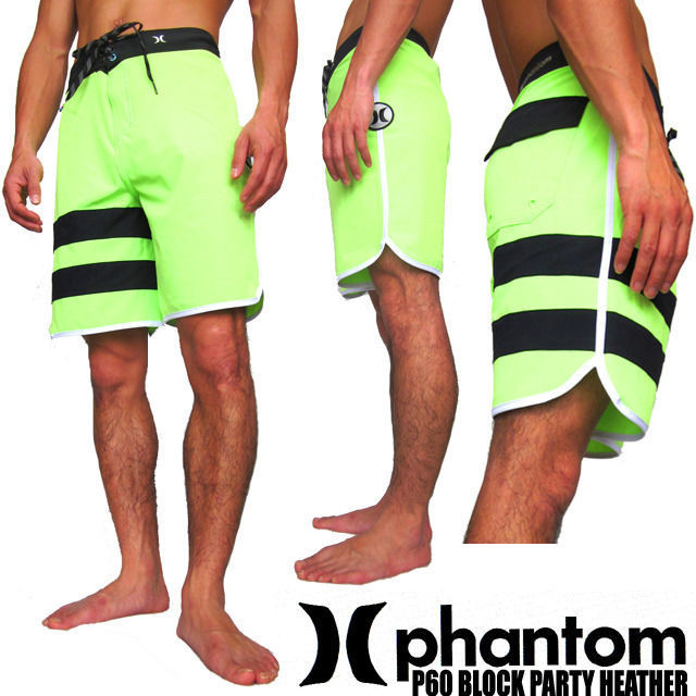 "[30%OFF SALE] 【Hurley】 ""PHANTOM60 BLACK PARTY HEATHER"" BOARDSHORTS"