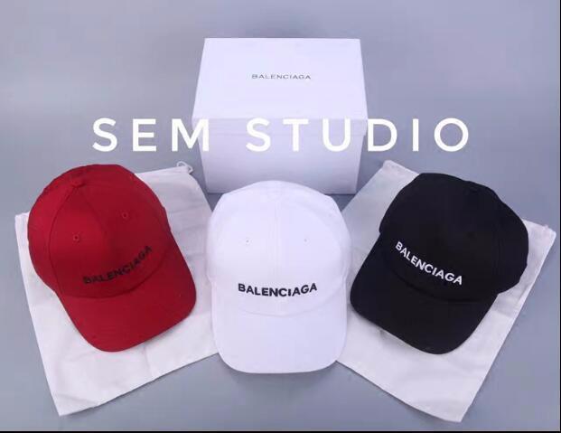 再入荷★Balenciaga  バレンシアガ キャップ 帽子 3色 人気 可愛い