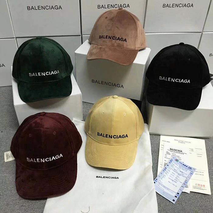新入荷★Balenciaga  バレンシアガ キャップ 帽子5色 人気 可愛い