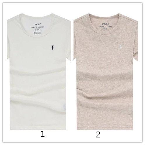 新入荷★ ポロ・ラルフローレン Tシャツ メンズファッション 夏最適 無地