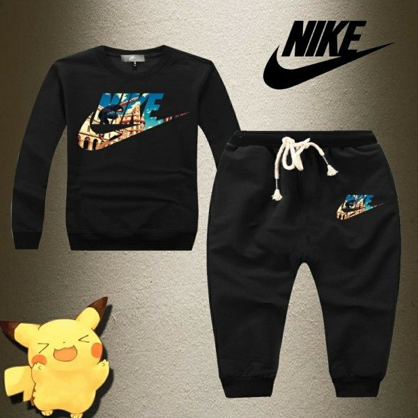新作 高品質★ Nike/ナイキ セットアップ 子供セット 子供服