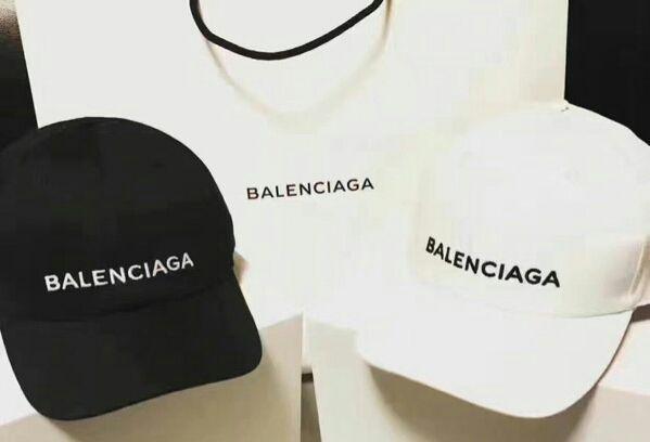 送料無料 人気 バレンシアガ カップル 帽子 XLM5088