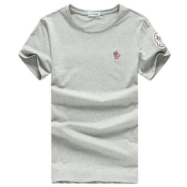 モンクレール 人気新品 夏作半袖 2色選択 ECDT019