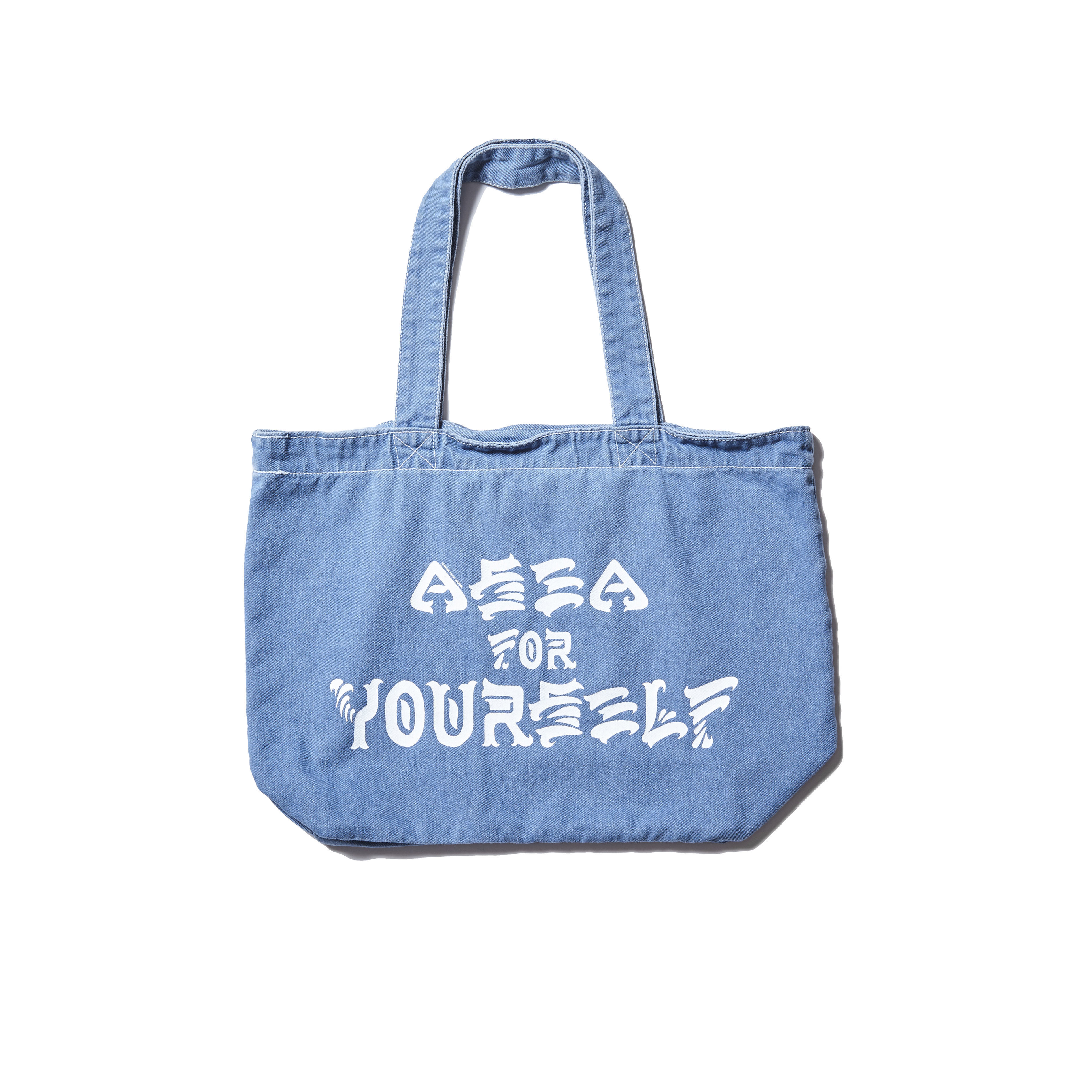 A SEA FOR YOURSELF TOTE BAG (RUTSUBO×MHAK)