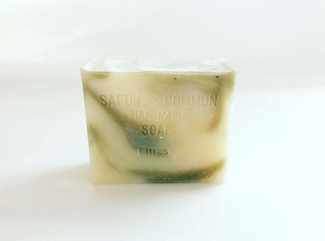 Natural Bar Soap?【シトラス】95~100g
