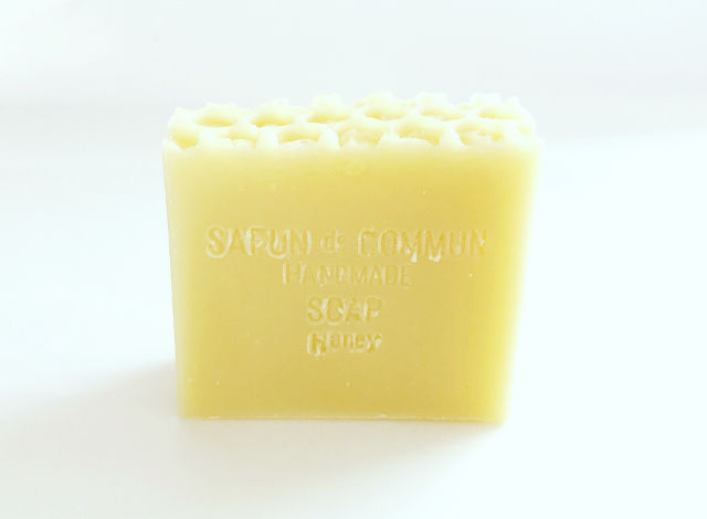 Natural Bar Soap 【はちみつ】100g