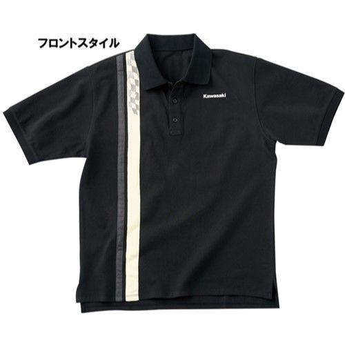 カワサキクラシックライダースポロシャツ(J89010693)