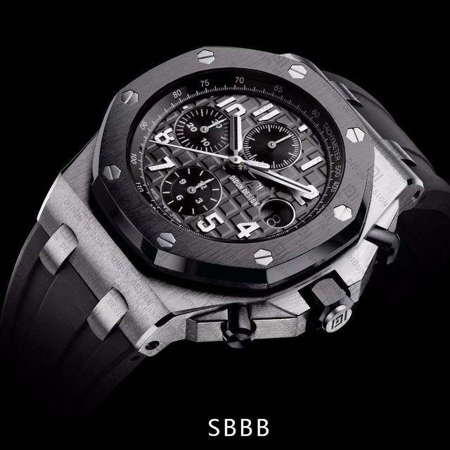 DIDUN design 腕時計 クロノグラフ