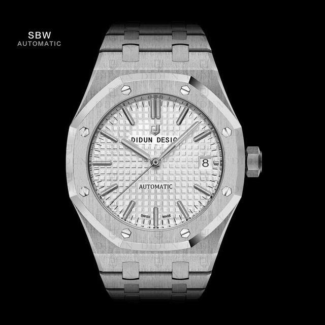 Didun 腕時計 メンズ 自動機械式   日本ミヨタ製ムーブメント