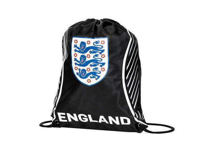 ワールドカップ2018 イングランド代表オフィシャル商品【サッカー バッグ ジムバッグ ナップサック】イングランド代表公式グッズ