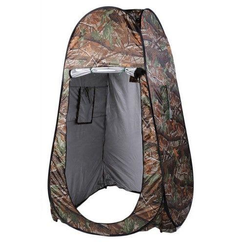 送料込新品☆Aotu更衣室やシャワーに便利な縦型テント 折りたたみ130 × 130 × 195センチ 2ウィンドウ