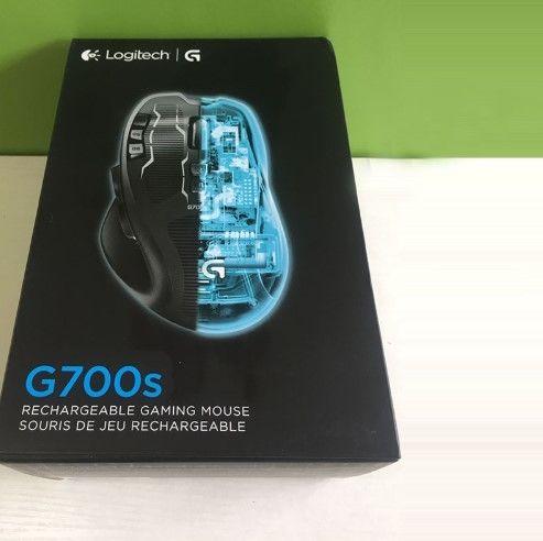 Logitech G700s ゲーミングマウス 再充電 ブラック [並行輸入品]