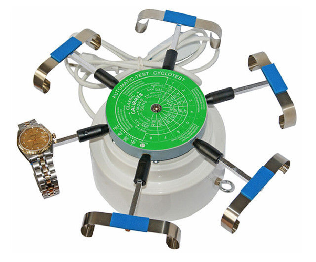 110V ウォッチワインダー 6腕腕時計 風試験機 自動ウォッチワインダー ワインディングマシーン