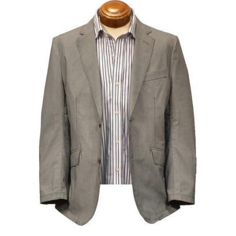 【SALE】マクレガー/111245103 メンズ ジャケット ストレッチ ライトネイビー Lサイズ