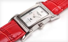 【87%OFF】Michel Jurdain レディース腕時計