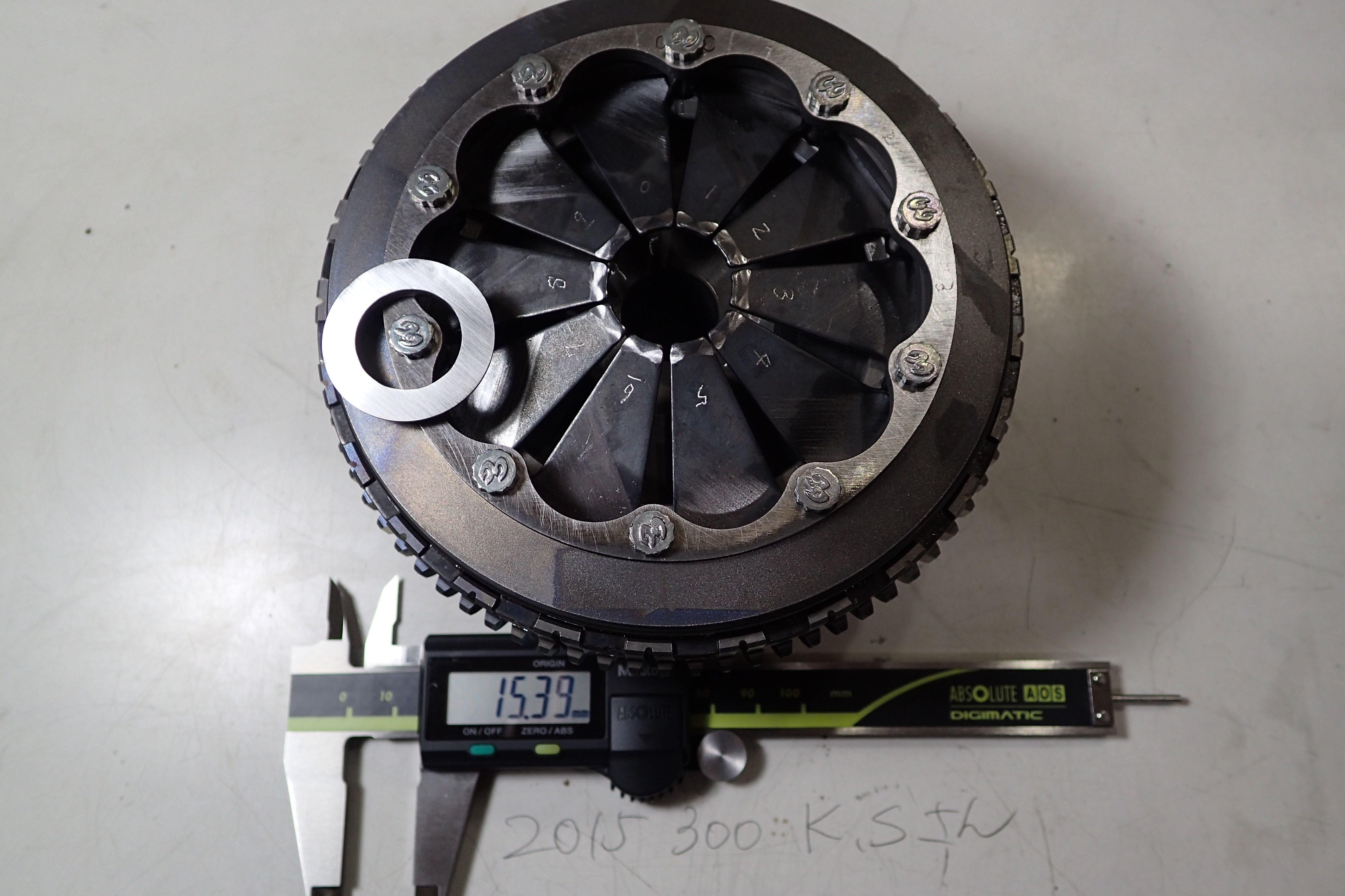 バイクパーツ加工 GASGAS JTG TRS 17Sherco 17Scorpa Vertigoクラッチチューニング
