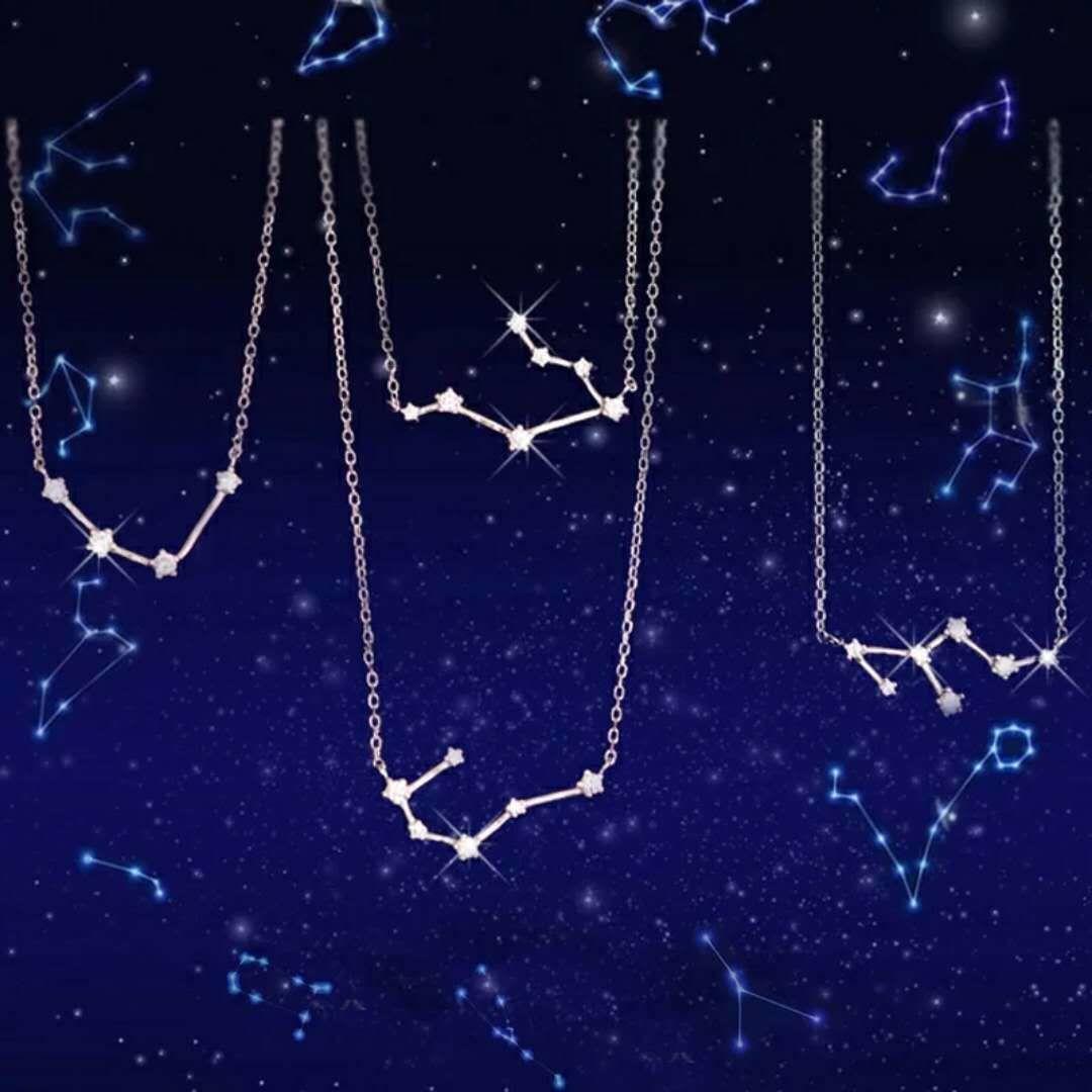 12星座 ネックレス シルバー 誕生日 プレゼント ギフト