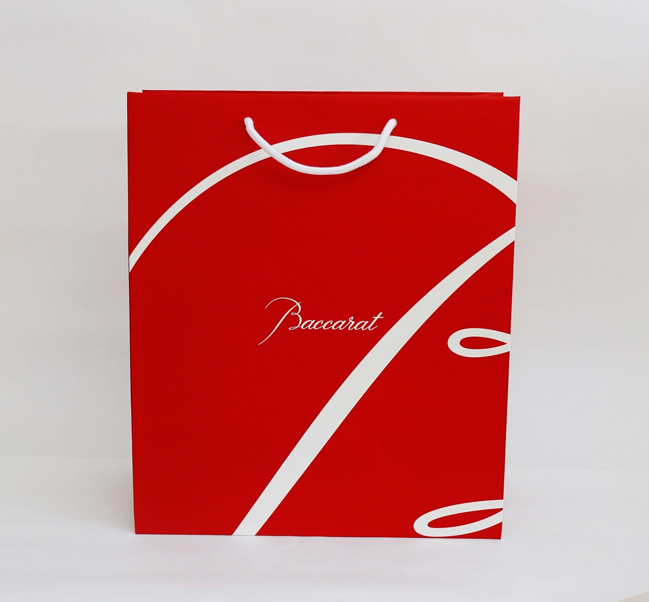 バカラ ブランド専用紙袋M