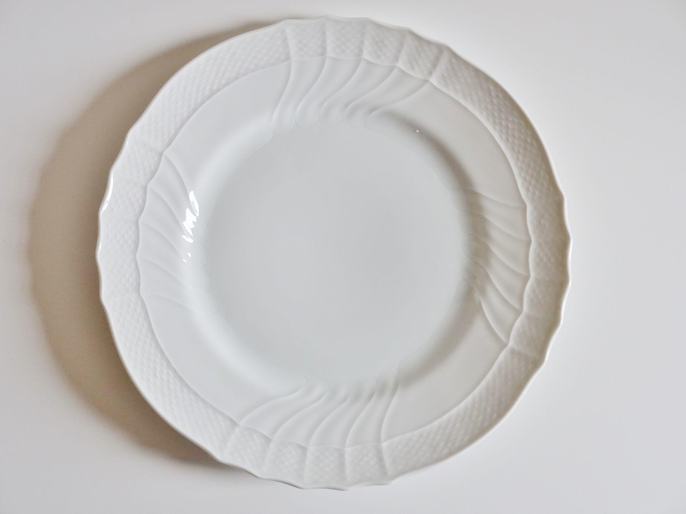 リチャードジノリ ベッキオホワイト プレート26cm