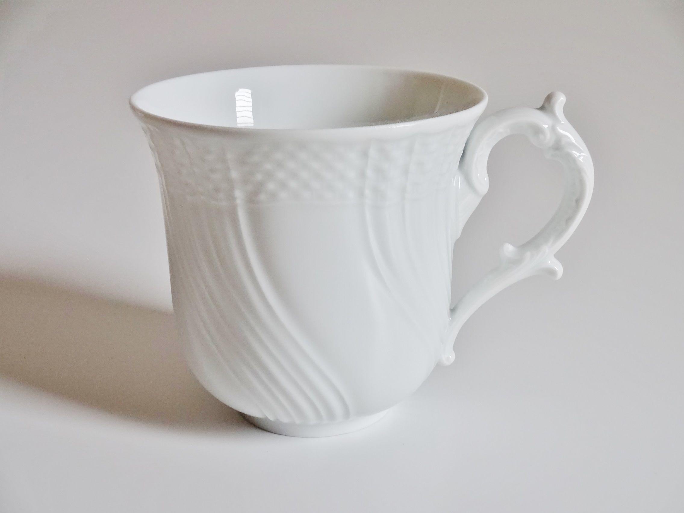 リチャードジノリ ベッキオホワイト マグカップ