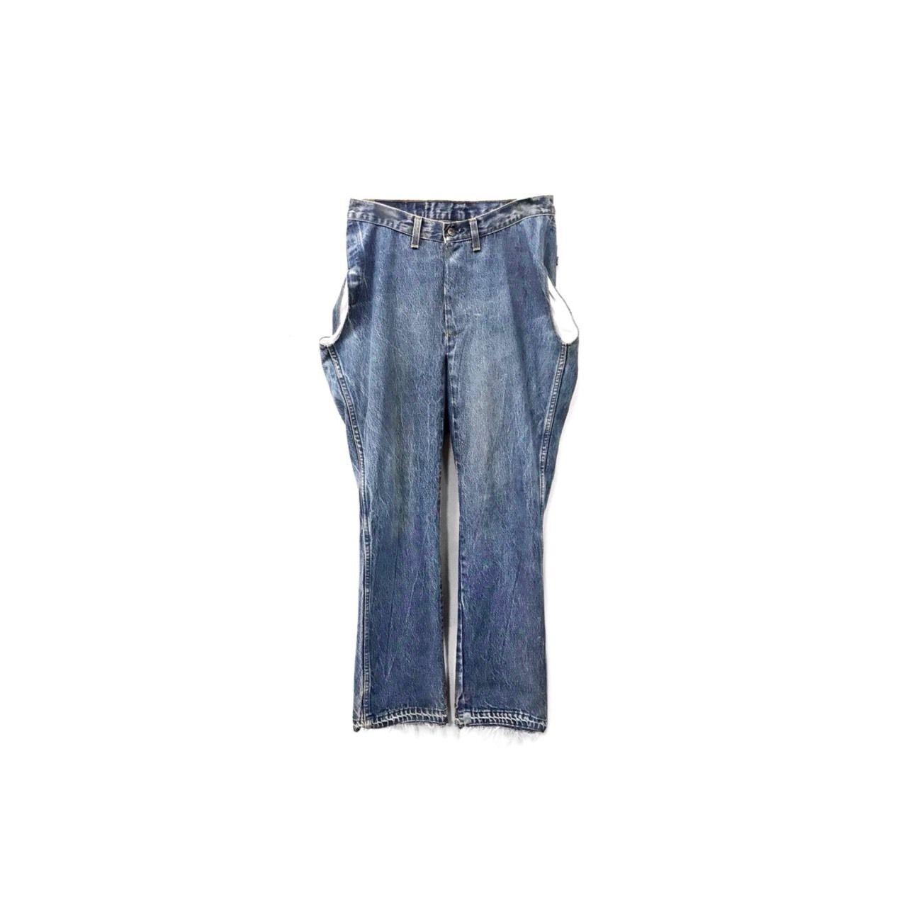 the Sakaki - Remake Denim Pants ?22000+tax