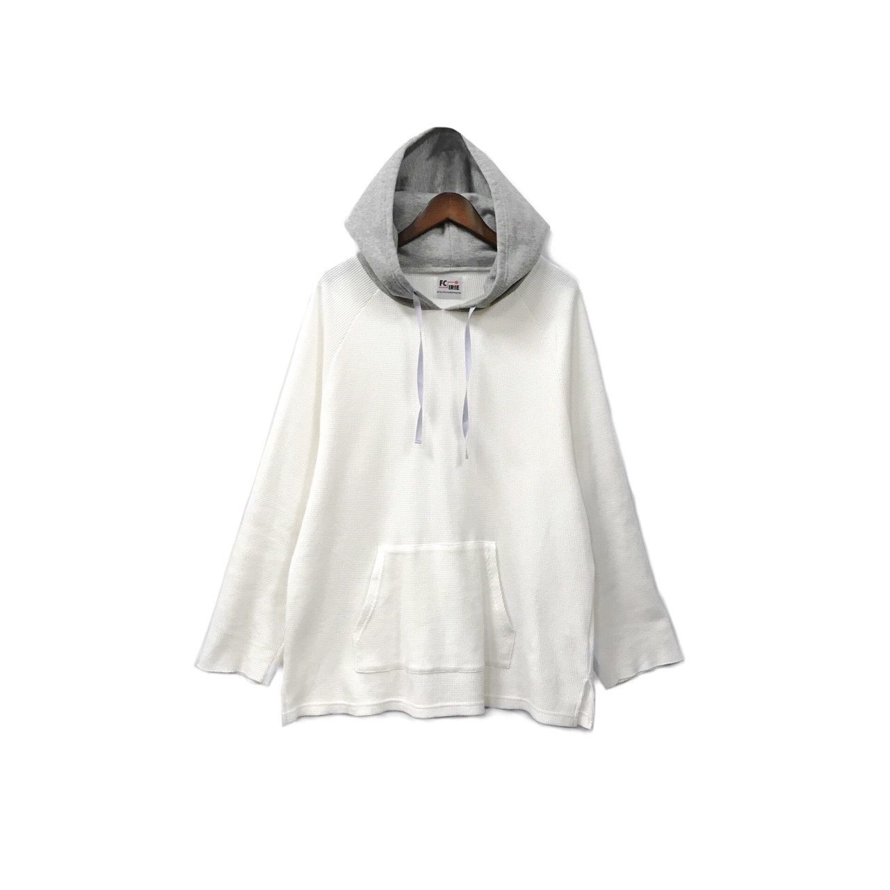 FC IRIE - Switching Thermal Parka / White・Gray ?11000+tax