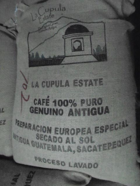 グアテマラ クプラ ブルボン種 フルウォシュド【シティロースト】200g