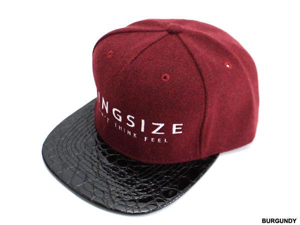 KINGSIZE /rich logo cap