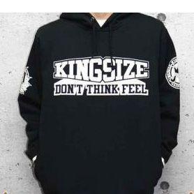 KINGSIZE 10th anniversary hoody