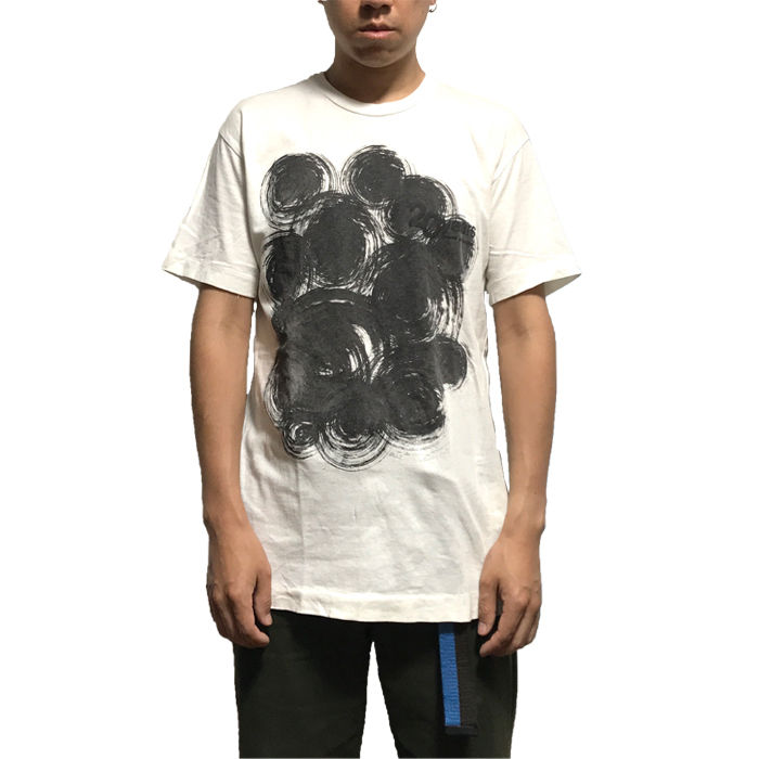 【USED】90'S COMME DES GAR?ONS 20YEARS ANNIVERSARY T-SHIRT