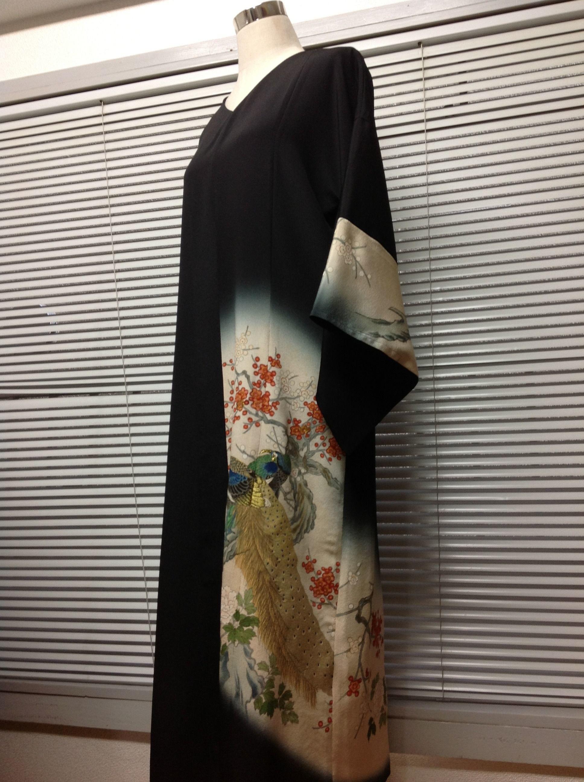 留袖ドレス