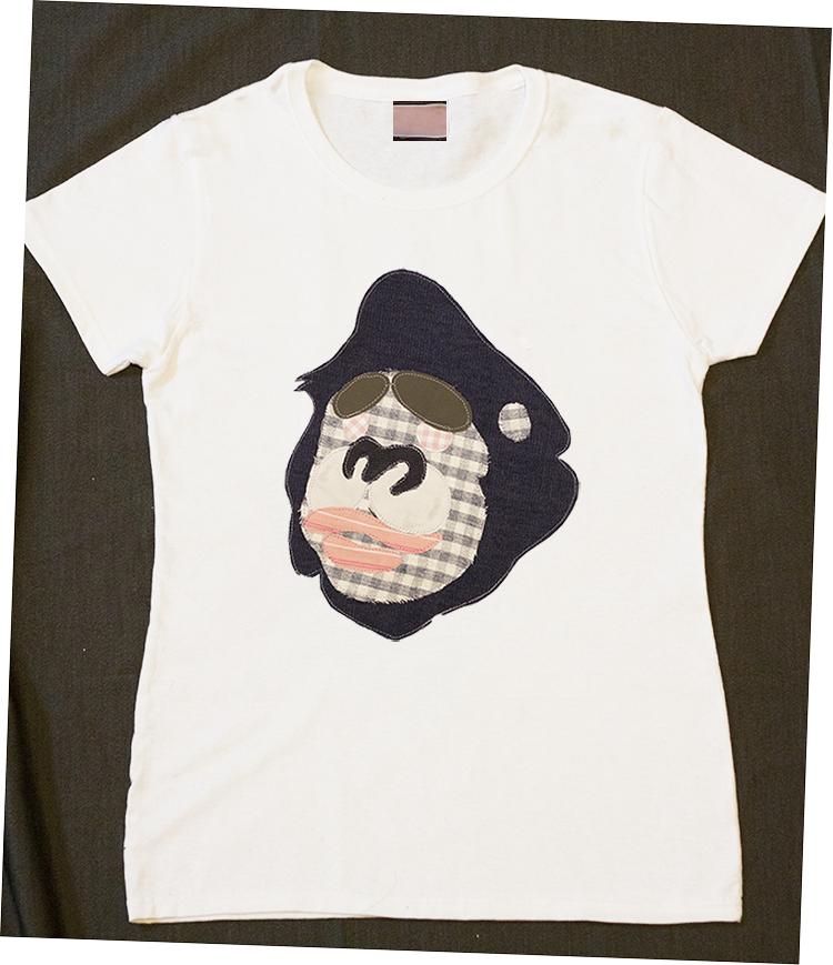 ゴリラ次男 Tシャツ
