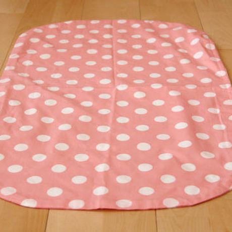 【受注生産】クッションカバー(ピンク)