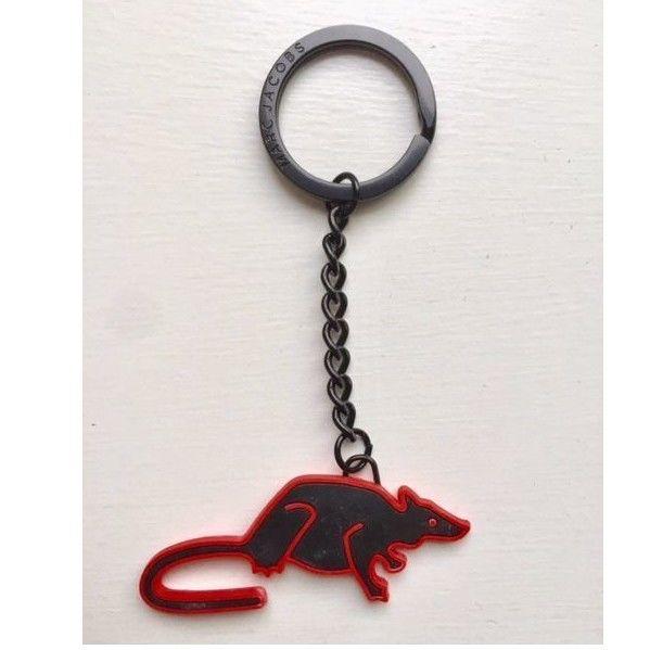 Marc Jacobs - Stinky Rat Keyring
