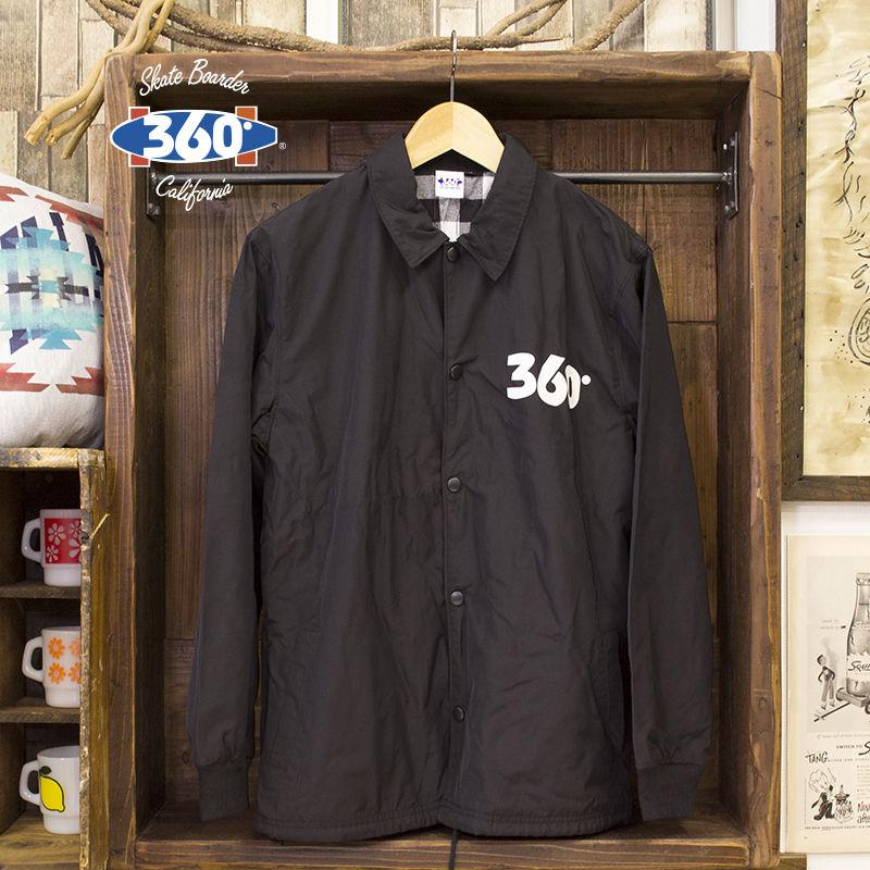 THSX-548 360°SPORTS WEAR コーチジャケット